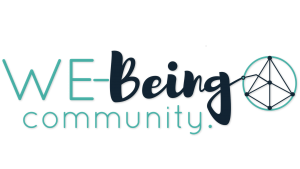 community.WE-Being logo